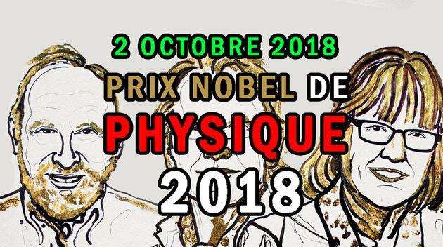 Semaine des Prix Nobel - Jour 2 : Physique.