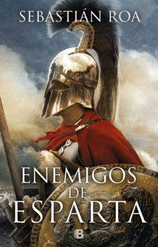 Descargar libros de frances ENEMIGOS DE ESPARTA