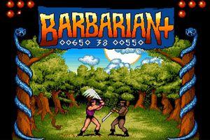 Let's Play Découverte - Barbarian+ (Amiga)