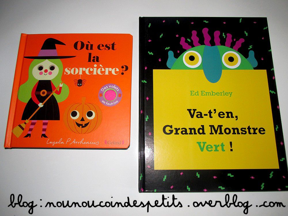 .. Va t'en grand monstre vert ! jeu de scratch ..