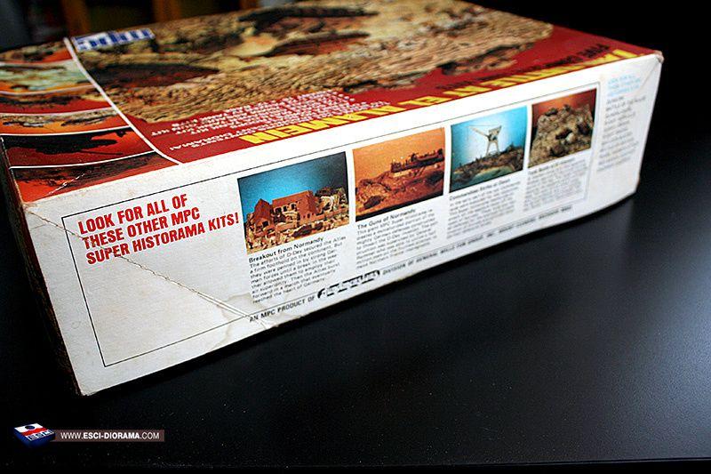 Mpc diorama set ref 2-8054