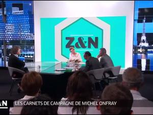 """Michel Onfray - Zemmour et Naulleau (Paris Première) - 07.06.2017 - """"La cour des miracles"""""""