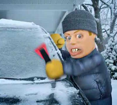 ironie d'un hiver québécois (ou l'article qui se prends pas au sérieux)