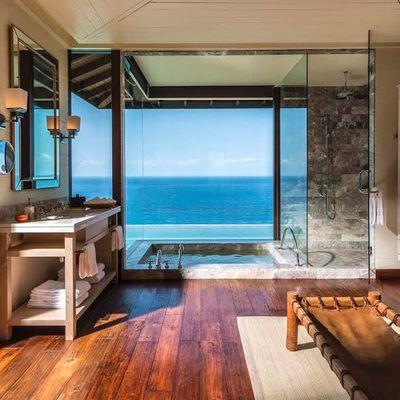 Crea tu propio diseño en el baño de lujo