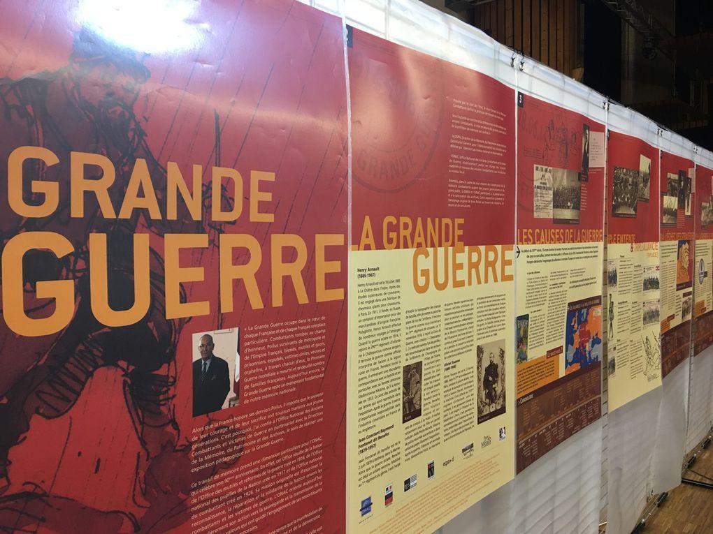 EXPOSITION SUR LA GRANDE GUERRE A AUCH