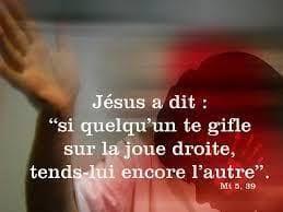 Evangile du Lundi 14 Juin « Ne tourne pas le dos ! » (Mt 5, 38-42) #parti2zero #evangile