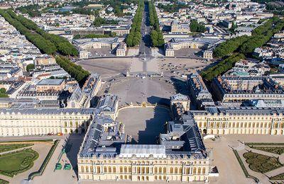 Versailles ce n'est pas versailles