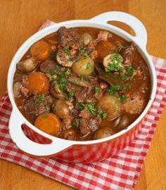 Stew will probably taste as good