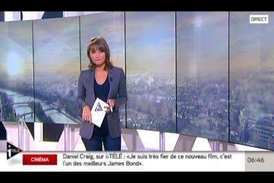 [2012 10 25] AMANDINE BEGOT - I>TELE - LE 6-9 @06H10