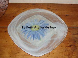 Technique des serviettes sur verre