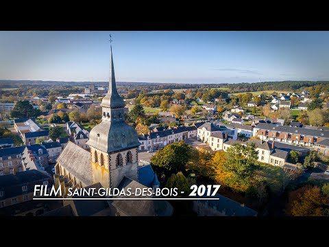 Vidéo de promotion de St Gildas des Bois