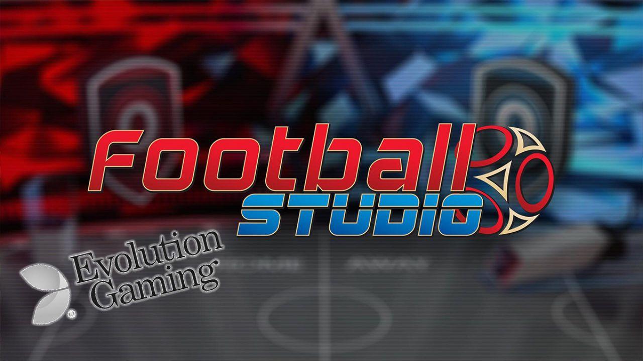 Jouer au Football Studio Live d'Evolution Gaming pendant l'Euro 2020 / 2021