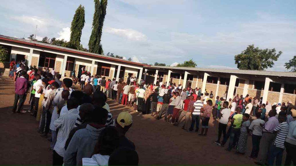 A Bujumbura