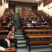 Rencontre avec les étudiantes de l'école d'orthophonie de Nantes - Le Sourire de Marcia