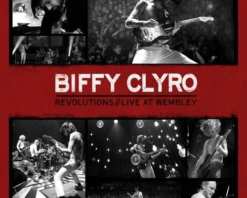 Biffy Clyro - Mountains // Live at Wembley / CHANSON