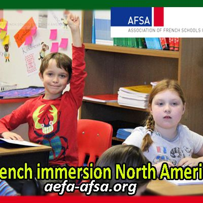 Get the best French immersion North America
