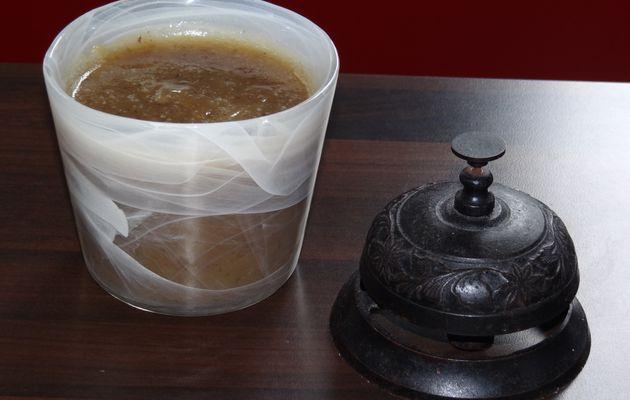 Crème de marron caramélisée