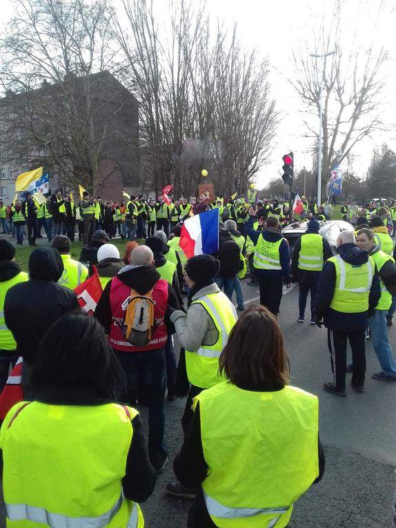 Manifestation Compiègne 9 février 2019