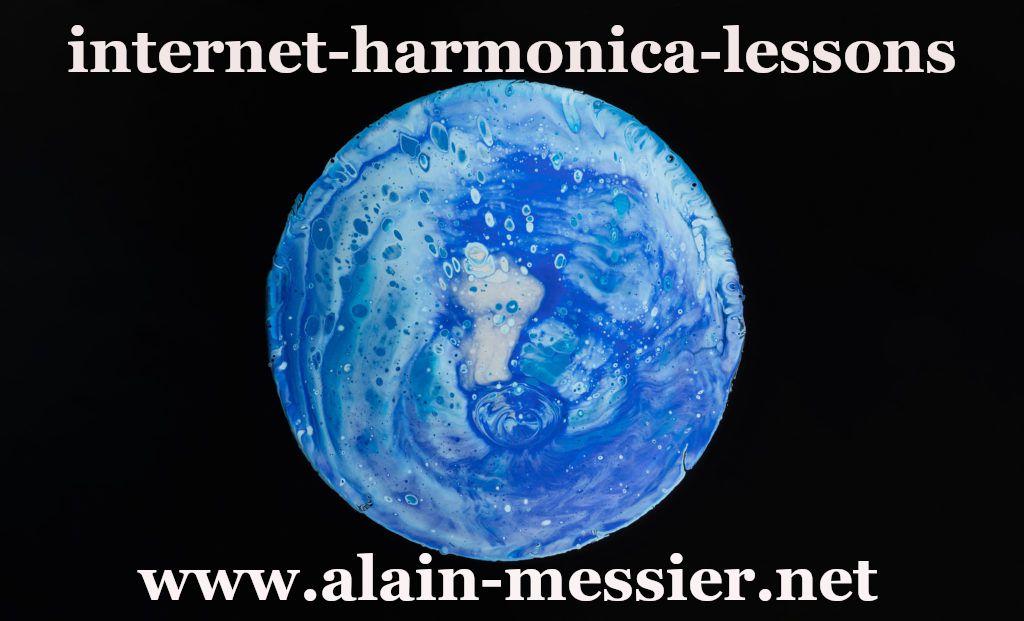 Cours harmonica internet