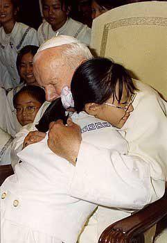 Prière pour la Paix de Jean-Paul II