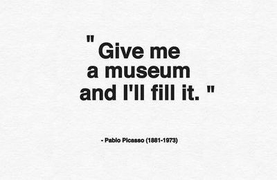 Pablo Picasso - English - 6 Quotes