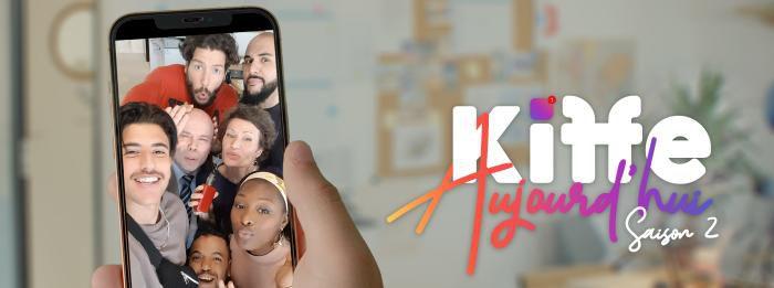 """Coup d'envoi de la saison 2 de """"Kiffe aujourd'hui"""" ce mercredi sur France.TV Slash"""