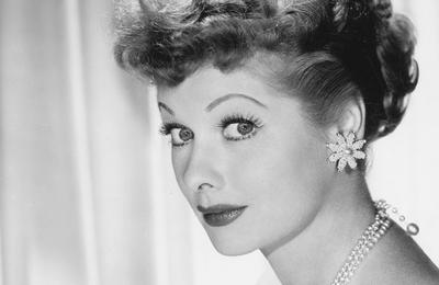 D'actrice ciné à productrice télé : Lucille Ball