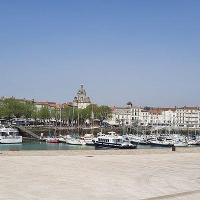 Port de La Rochelle - France