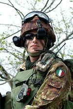 Italian Army orders i-Aware night-vision goggles from ITT Exelis