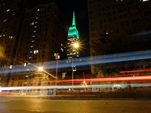 Empire State Building, l'une des sept merveilles du monde moderne dit on !!!