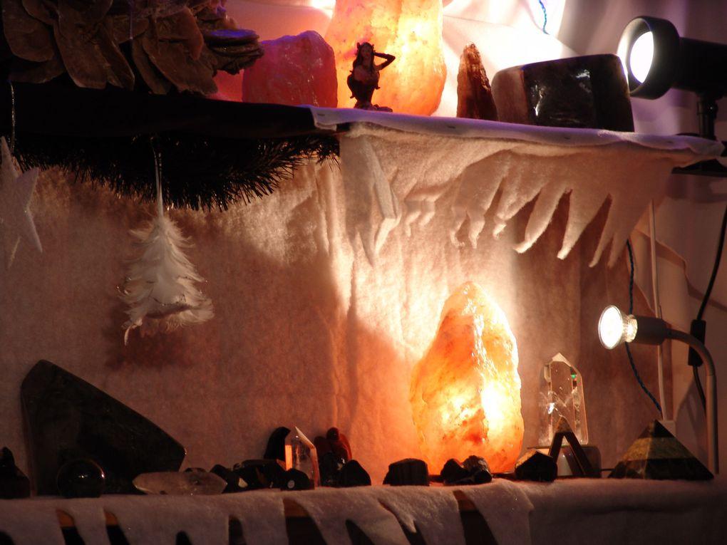 Chalet de Noël saison 2009, 2010 et 2011