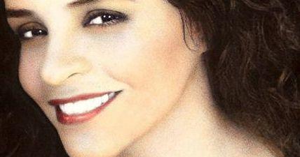 La chanteuse Amina : Eurovision 1991