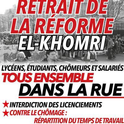 Loi El Khomri : le catalogue des horreurs