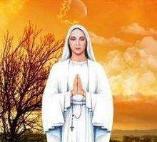 Message 4.530 de Notre Dame d'Anguera-Bahia-Pedro Régis 23 09 2017 - C'est dans ce monde et non dans un autre, que vous devez témoigner de votre foi ...