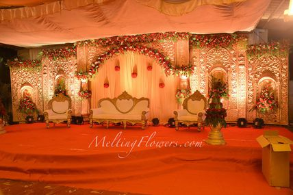 Flower Decorations Are Essential For Wedding Locations In Bangalore