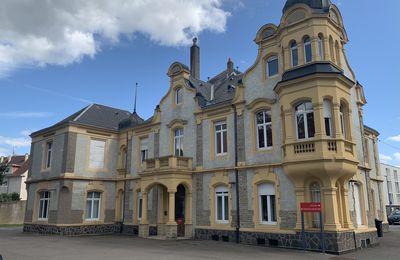 "1900 - 2021 -- La villa ""Beauregard"""