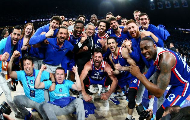 EuroLeague : l'Anadolu Efes Pilsen élimine le Barça et décroche le dernier ticket du Final Four !
