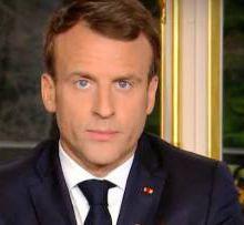 Allocution du président Macron : L'UPF dénonce une opération de com'.