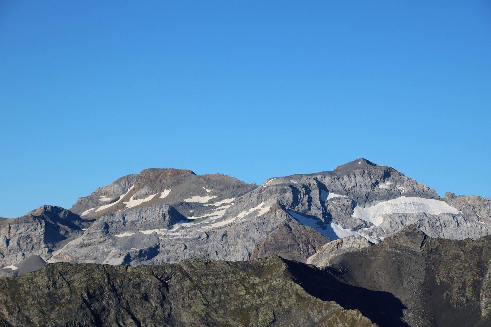 Soum de Ramond et Mont Perdu.