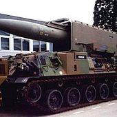 Véhicules et matériels : l'AMX-30 Pluton -