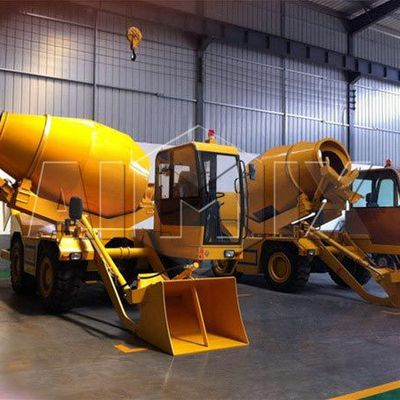 Self Loading Concrete Mixers – An Intelligent Investment For Almost Any Construction Company