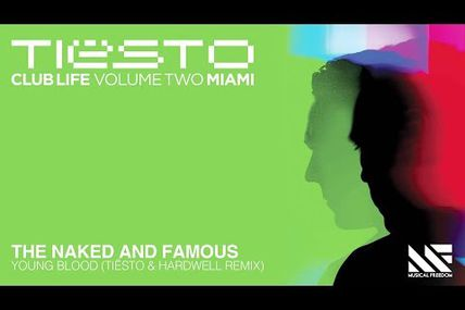 The Naked & Famous - Young Blood (Tiesto & Hardwell Remix)