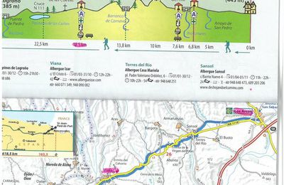Etape 15 : Los Arcos - Viana (18,5 km) - 16 mai 2019
