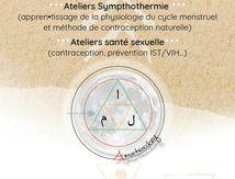 Flyer Amatsoukey Symptothermie