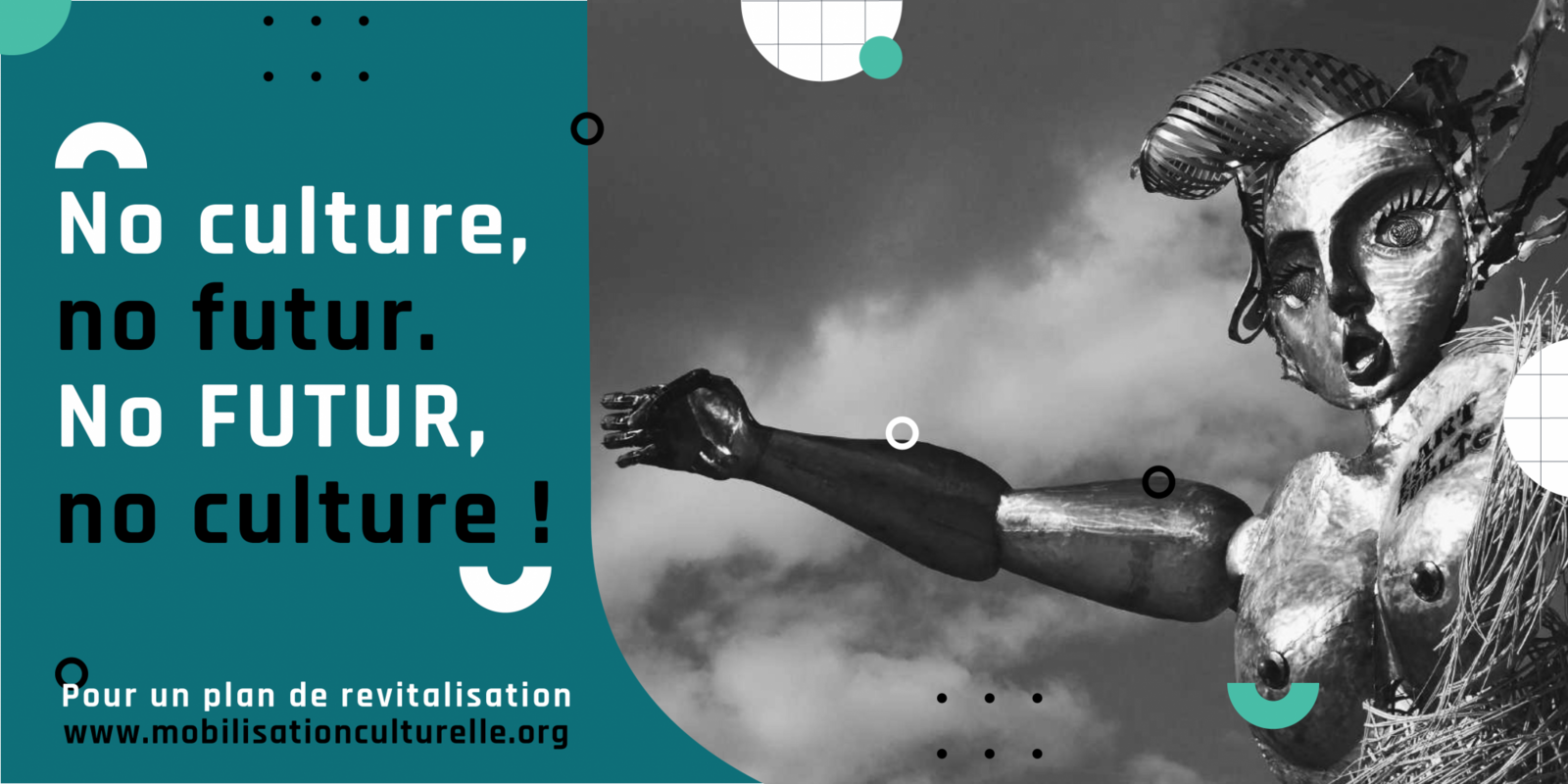 [UFISC] - Tou·te·s ensemble autour d'un plan de revitalisation culturelle !