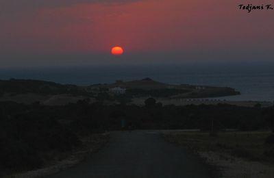 La baie de Guerbes un soir de ramadan (2010)