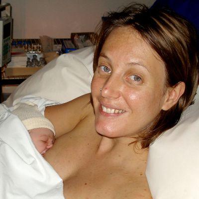 La naissance de Claudia