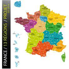 Drôme et Ardèche rejoignent l'Auvergne