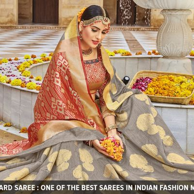 Jacquard Sarees: One Of The Best Sarees In Indian Fashion Market