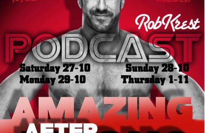 ROBKREST Podcast Robkrest Amazing After Macho Brussels